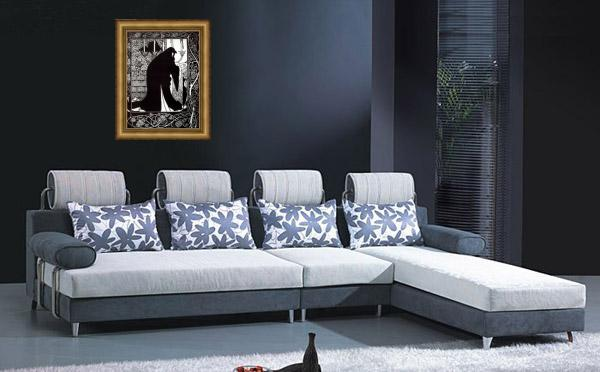 oil painting frames