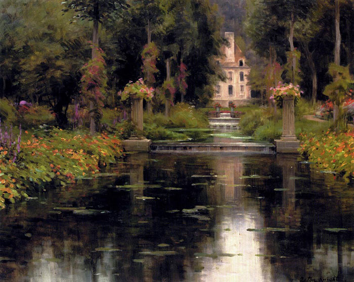 Oil Canvas Reproduction Painting Louis Aston Knight