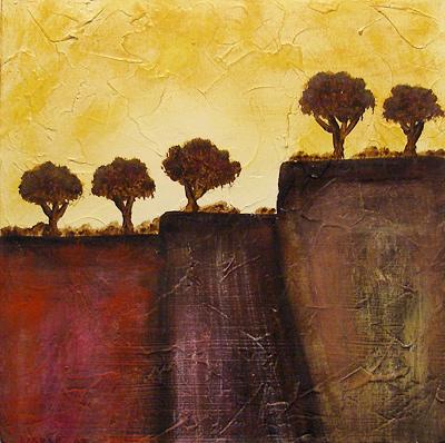 Acqua Mossa pintura al ?eo, a Gustav Klimt, Austria pintura al ?eo Reproduci?, we never sell Acqua
