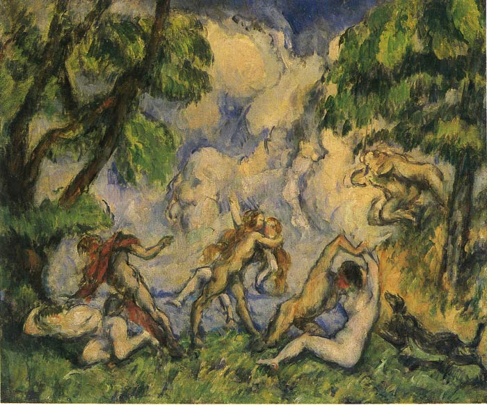 At Ropes End - Oil Painting Reproduction
