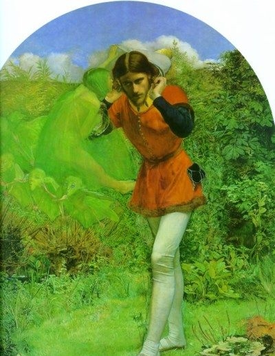 Ferdinand Lured bei Ariel - Oil Painting Reproduction