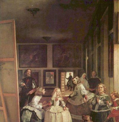 Las Meninas - Oil Painting Reproduction