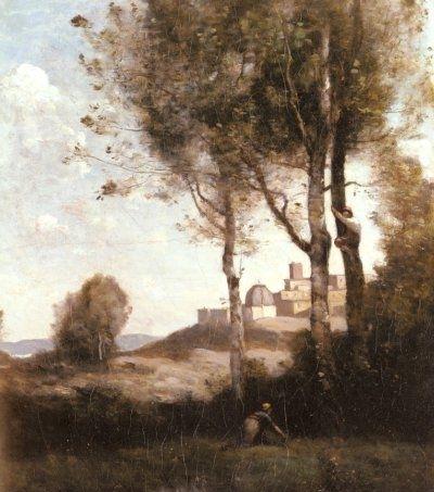 Les Denicheurs Toscans - Oil Painting Reproduction