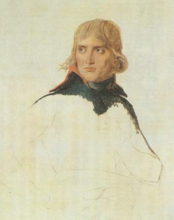Napoleon portrait unfinished painting, a Louis David paintings reproduction, we never sell Napoleon