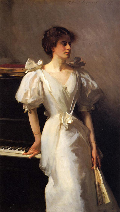 Oil Painting Reproduction of Sargent- Catherine Vlasto