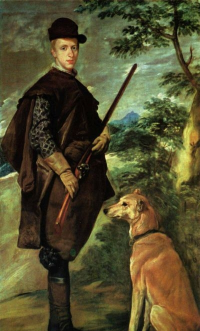 Philip VI on Horseback - Oil Painting Reproduction