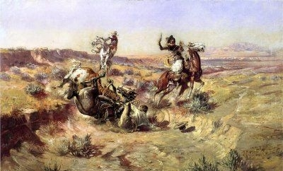 The Broken Rope - Oil Painting Reproduction