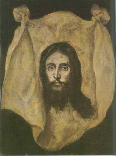 portrait of Christ painting, a El Greco paintings reproduction, we never sell portrait of Christ