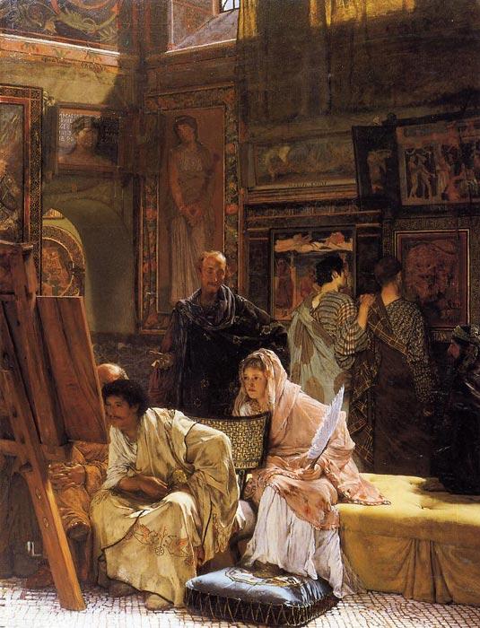 Rubens Oil Painting Reproductions- Le Couronnement de la Vierge