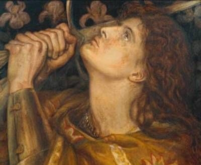 Joan of Arc - Oil Painting Reproduction