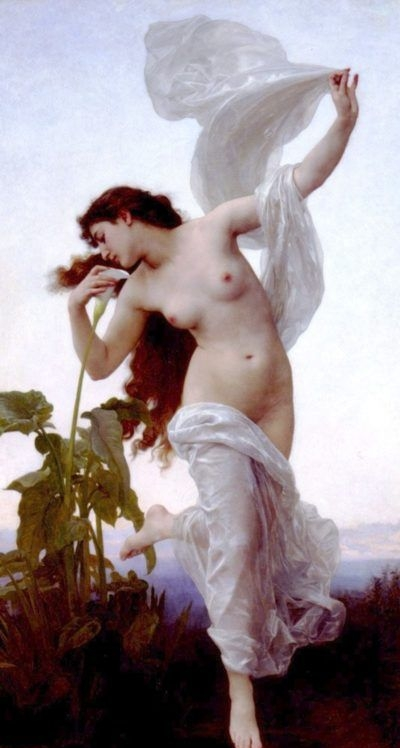 Dawn - Oil Painting Reproduction