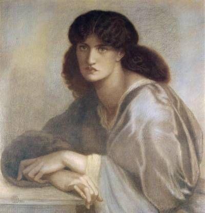 La Donna Della Finestra - Oil Painting Reproduction