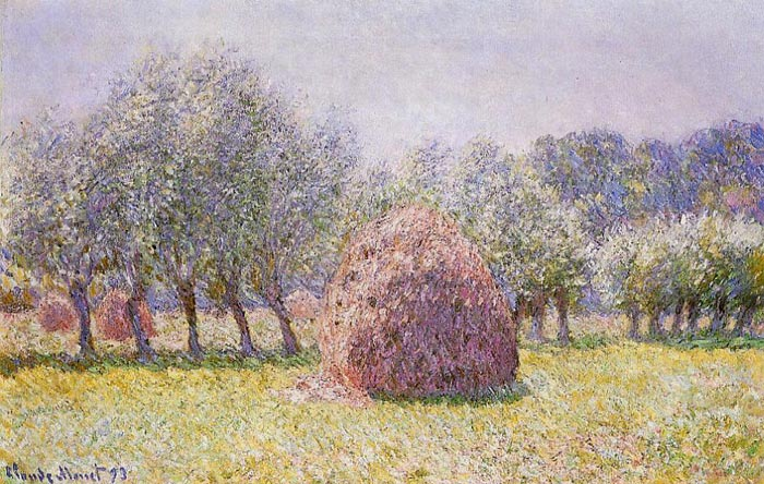 Monet Oil Painting Reproductions - Haystack