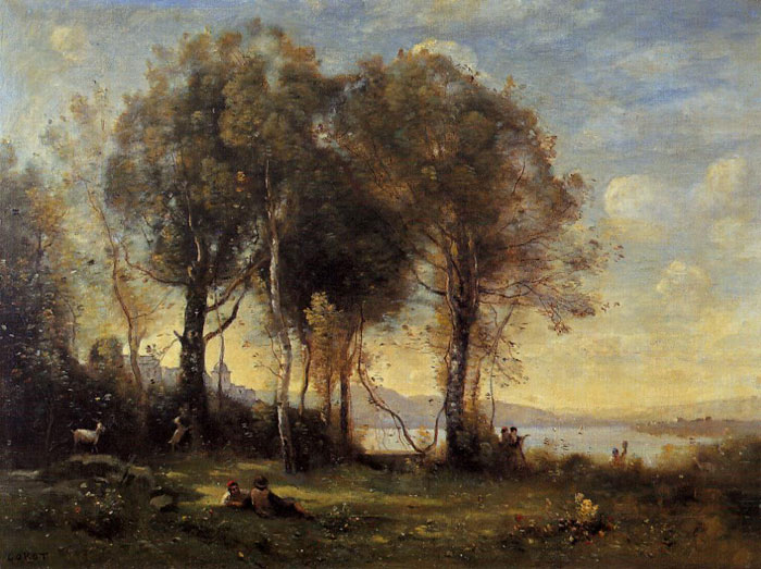 Munkacsy Oil Painting Reproduction - Enough, dear mother!