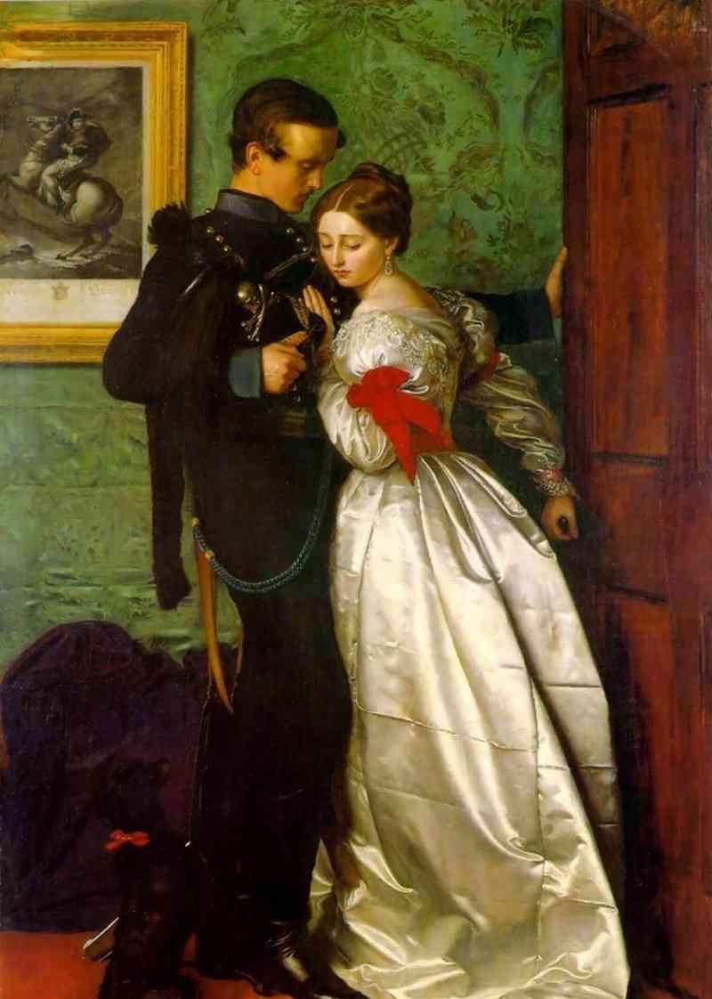 Portrait of Gabrielle Cot - Oil Painting Reproduction