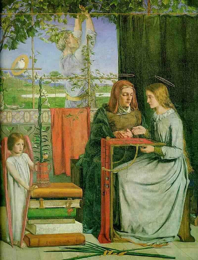 Portrait of Mrs. Georgina Fernandez - Oil Painting Reproduction