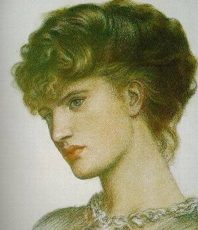 Portrait of a Lady - Oil Painting Reproduction