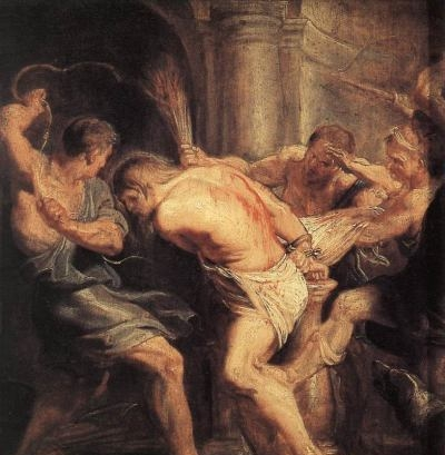 The Flagellation of Christ - Oil Painting Reproduction