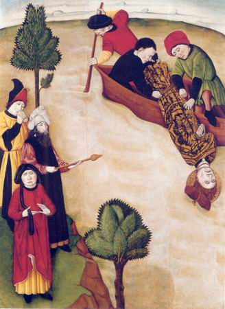 The Martyrdom of Saint Vincent of Saragossa painting, a Villalobos paintings reproduction, we never
