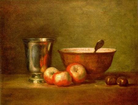 stil life oil painting