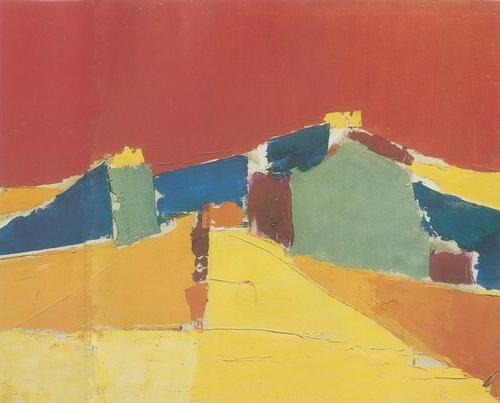 painting, a Nicolas de Staël paintings reproduction, we never sell poster