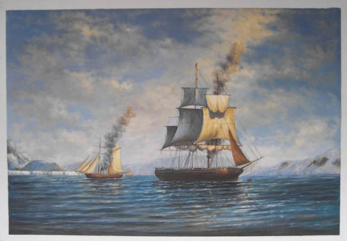 sail ship, warship , jalor painting, a sailing boat lover paintings reproduction, we never sell sail