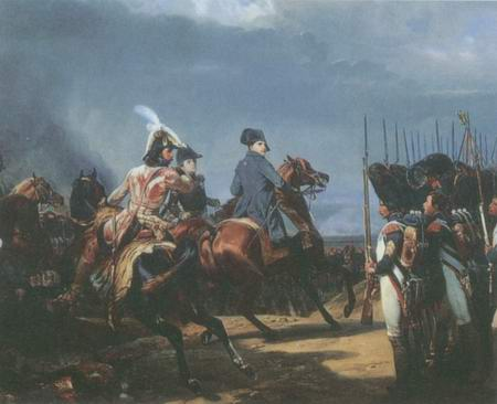 parade painting, a Napoleon serials paintings reproduction, we never sell parade poster