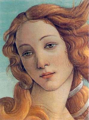Venus painting, a Sandro Botticelli paintings reproduction, we never sell Venus poster