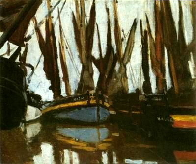 Fishing Boats, 1866 painting, a Claude Monet paintings reproduction, we never sell Fishing Boats,
