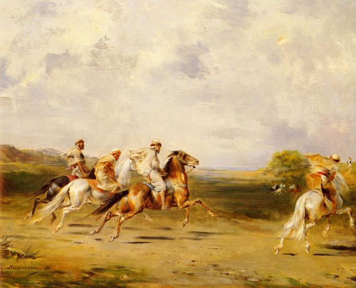 Oil Painting Reproduction of Sanchez-Perrier - LOise sur Auvers