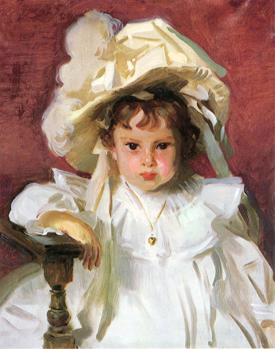 Oil Painting Reproduction of Sargent- Dorothy