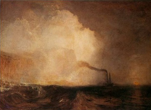 Staffa, Fingals Cave painting, a Joseph Mallord William Turner paintings reproduction, we never sell