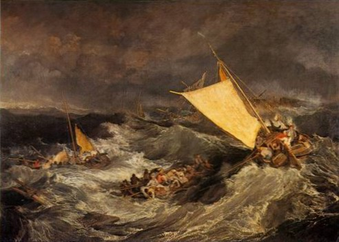 The Shipwreck painting, a Joseph Mallord William Turner paintings reproduction, we never sell The