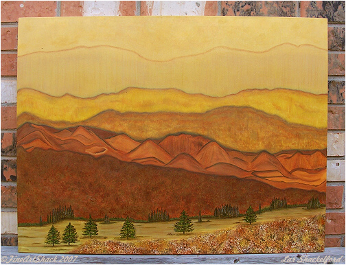 Zao Wou-Ki style painting, a canvaz team paintings reproduction, we never sell Zao Wou-Ki style