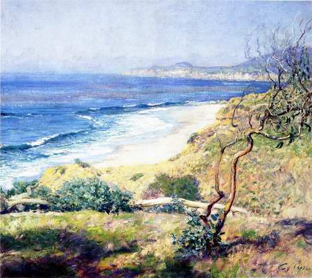 landscape oil painting