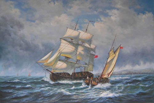 sail ship, warship , jalor painting, a sailing boat lover paintings reproduction, we never sell sail