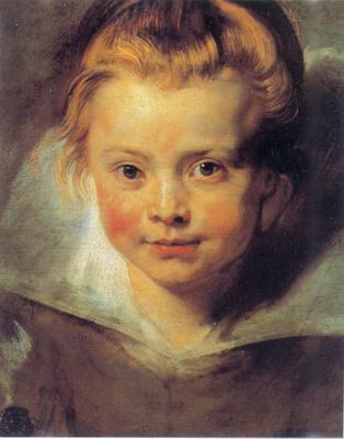 Girl Portrait painting, a Peter Paul Rubens paintings reproduction, we never sell Girl Portrait