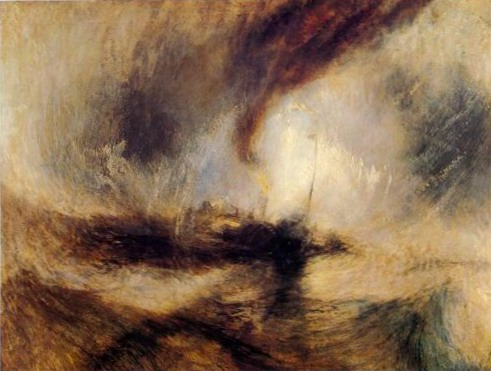 Snow Storm painting, a Joseph Mallord William Turner paintings reproduction, we never sell Snow