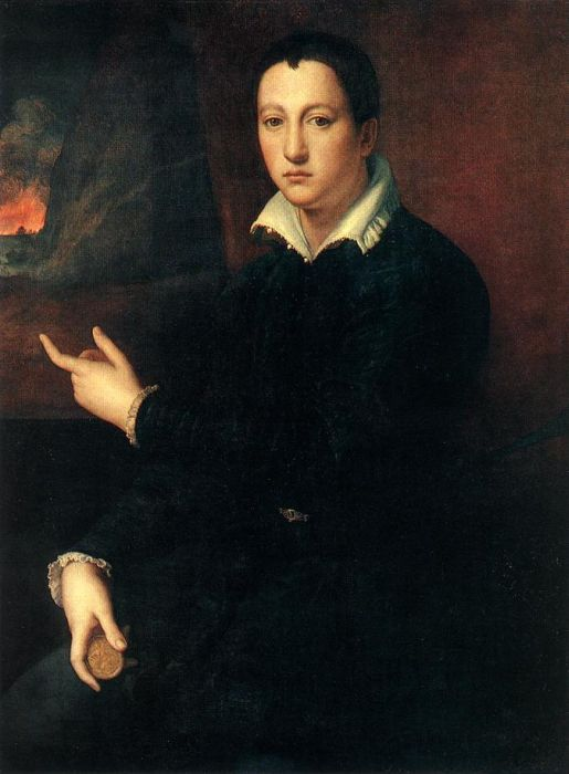 Allori Reproductions - Portrait of a Young Man
