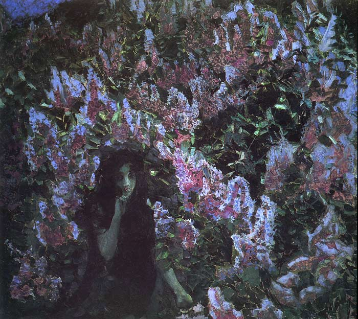 Cabanel Oil Painting Reproductions- Ophelia