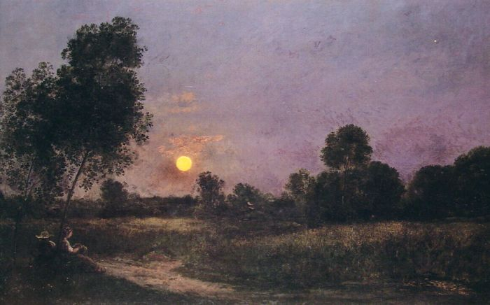 Daubigny Reproductions - Unknown Painting