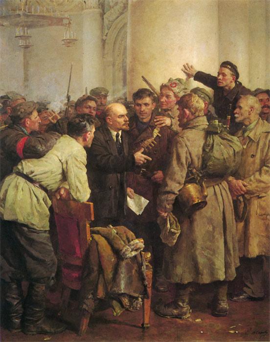 Fishermen on the Breton Coast painting, a Henri Moret paintings reproduction, we never sell
