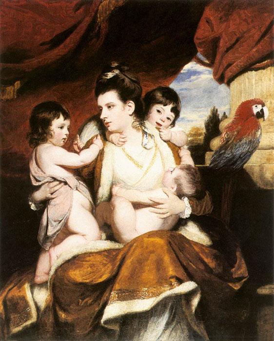 Portrait of Julius II Schilderijen, a Raphael Santi Schilderijen Reproduction