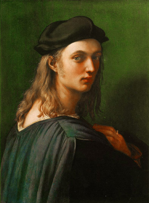 Raphael Oil Painting Reproductions- Portrait of Bindo Altoviti