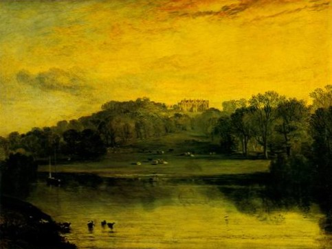 Sommer Hill, painting, a Joseph Mallord William Turner paintings reproduction, we never sell Sommer