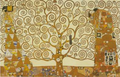 The Tree of Life painting, a Gustav Klimt, Austria paintings reproduction, we never sell The Tree of