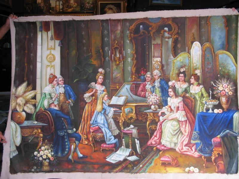 Oil Paintings Wholesale Oil Painting Buy oil paint palaces oil painting