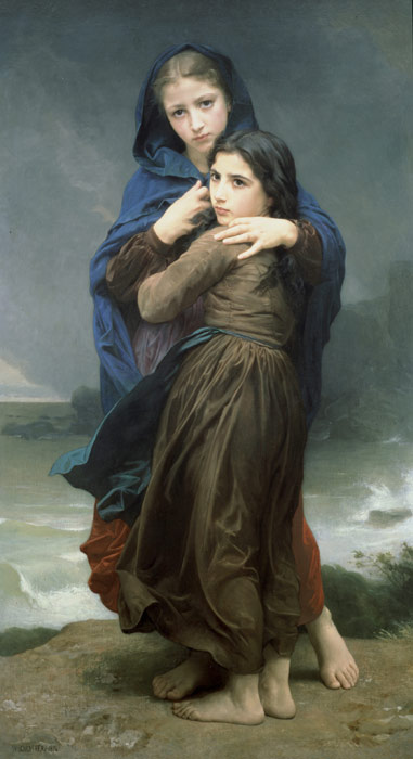 Oil Painting Reproduction of Bouguereau William Oil Painting Reproduction