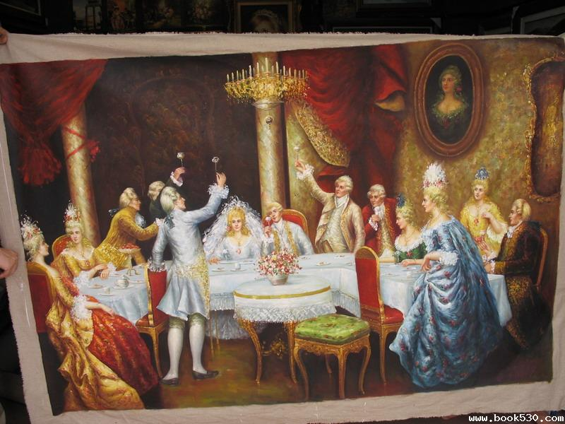 Palaces oil painting Wholesale Oil Painting China palaces oil painting