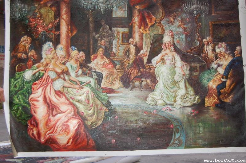 Wholesale Oil Painting Palaces oil painting Sell p palaces oil painting